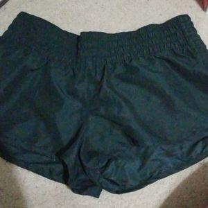 Xhilaration Black Swim Cover-Up Shorts